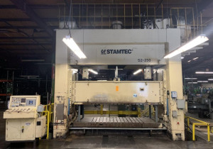 Surplus Presses, Press Brakes, Machine Tools