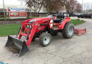 Construction & Commercial Lawn Equipment