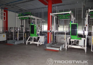 Packaging and Palletizing Line