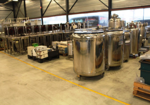 Industrial Equipment Auction: Robots, Packaging Lines & More