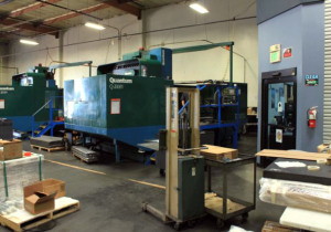 Metalworking Equipment Auction Due to CNC Aerospace Facility Closure