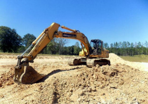 Construction and Excavation Machinery Auction Following Liquidation