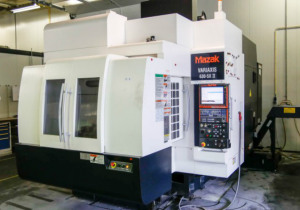 Bankruptcy Auction: Metalworking Machines from a Precision Parts Manufacturer