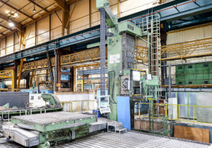 200+ Lot Metalworking Machinery Auction: CNC Boring, Milling, Turning & More