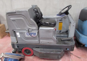 Facility Support Auction Featuring Floor Scrubbers
