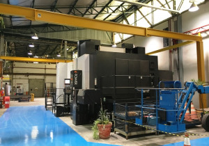 Plant Closure Auction: Mud Motor Rubber Extrusion Facility