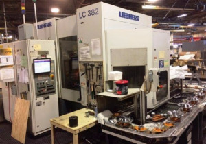 CNC Gear Manufacturing, Turning, Grinding & Balancing Equipment