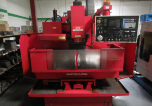 CNC Metalworking Equipment Auction: Machining Centres, Press Brakes, Grinders & More