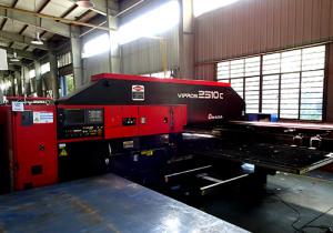CNC Sheet Metal and Fabrication Machinery Auction