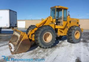 Surplus Excavators, Backhoes & More: 100+ Lot Construction Auction