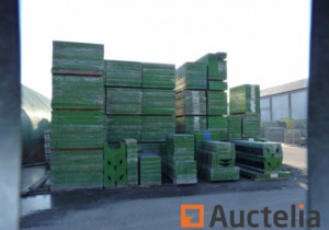 Clearance Auction of Doka Framax Concrete Formworks