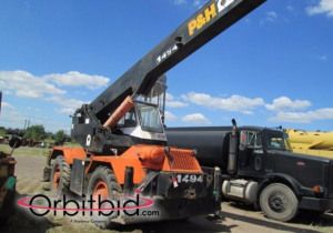 Construction, Demolition, Recycling Equipment Liquidation Auction: Day 1