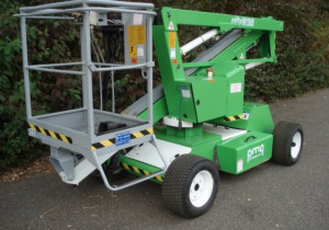 Aerial Platforms, Scissor & Boom Lifts for Sale: Online Auction