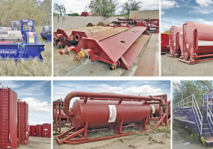Directional Drilling, Solids Control and Surface Rental Equipment for Sale