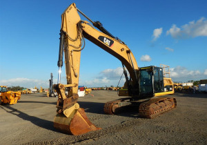 Surplus Heavy Machinery from CAT, JCB, Terex & More: 650+ Lot Auction