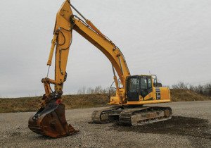Construction Auction: Heavy Machinery being Sold at Genoa, OH