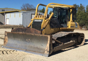 Construction Auction: Heavy Machinery being Sold at Wills Point, TX