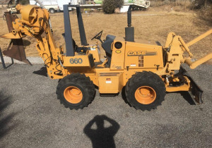 Timed Construction Machinery Auction: Peterbilt, CASE and More