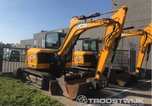 Online Auction: Construction Cranes, Crushing & Screening Installations