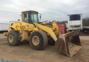 Surplus Construction & Commercial Lawn Machinery Auction