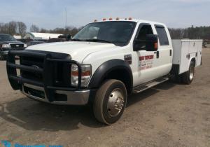 Surplus Trucks, Dozers, Excavators: Construction & Lawn Auction