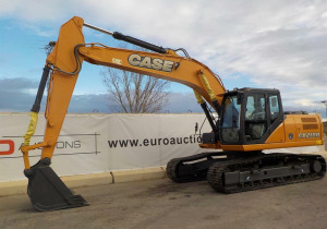 Late Model Construction Auction: Case, JCB, Komatsu & More