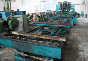 Fabricated Wire Manufacturing Plant for Auction