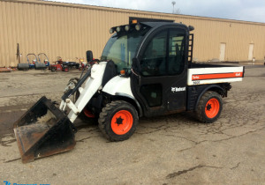 Construction and Snow Removal Equipment for Sale via Auction