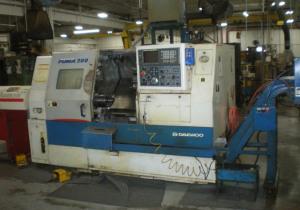 Major Tool Manufacturer CNC Facility