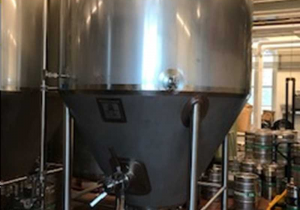 Fermenters with 620 Gallon Working Volume