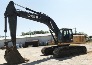 Heavy Equipment, Trucks, Attachments