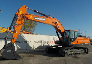 Heavy Equipment Auction - Zaragora