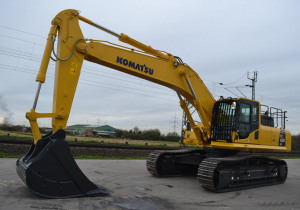 Heavy Equipment Auction in Germany