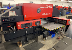 Sheet Metal Fabrication Tools from AMADA