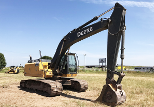 Equify Construction and Heavy Equipment Auction