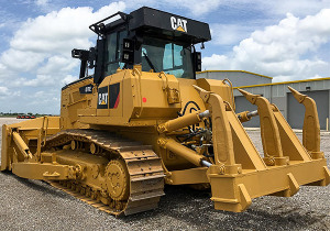 Heavy equipment, trucks and attachments