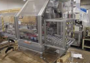 Unused Marchesini Ms-235 Vertical form Fill Seal Sachet Line for Liquids