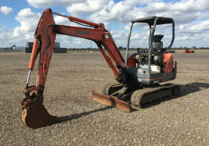 Live and Online Construction Equipment Auction in Sealy, TX
