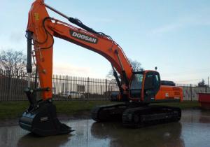 3,000+ Lot UK Construction Equipment Auction