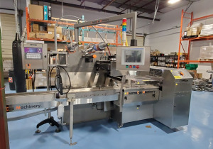 Featuring Medical Device Packaging Equipment and Cannabis Processing Equipment