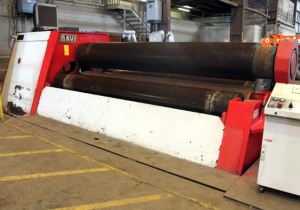 Heavy Fabrication and Welding Facility Closure Auction