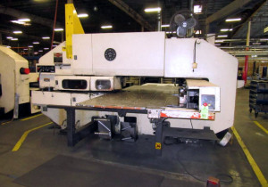 Facility Closure: Fabrication, Finishing, Material Handling, Maintenance and Plant Support