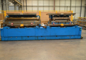 Kraft Automatic Palletising Plant