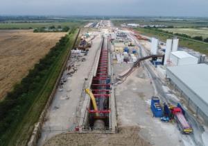 Actif du projet de gazoduc River Humber
