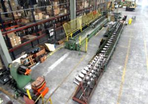 Sheet Metal Machinery Sale Following Factory Liquidation
