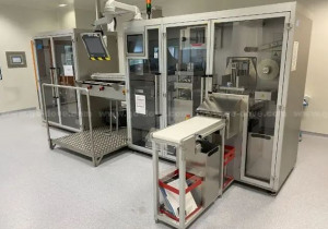 Tablet Packaging Equipment Formerly Owned by Sanofi