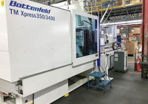 Late Model Battenfeld Injection Presses