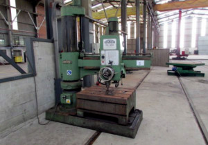 Online Auction of Metalworking Assets Following Liquidation