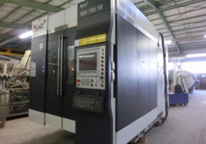 Metalworking Machine Tools from a Global Automotive Supplier