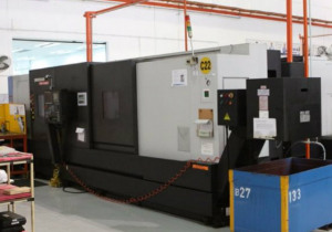 Late Model Metalworking Assets for Sale: Mazak, Doosan and More